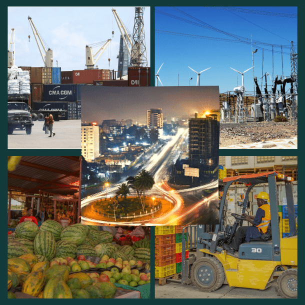 The 4 Pillars of Horn of Africa Initiative