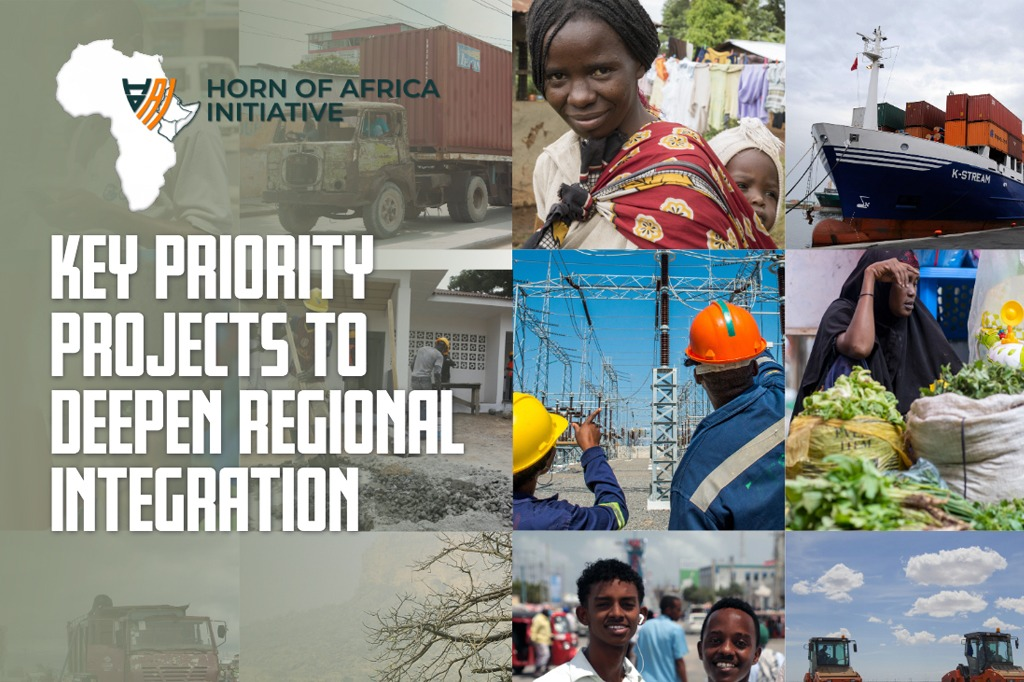 Key Priority Projects to Deepen Regional Integration