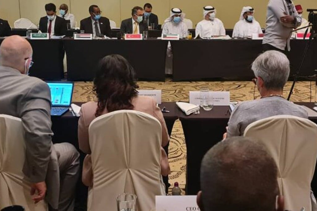 Finance Ministers affirm Strong Commitment to Economic Integration in the Horn
